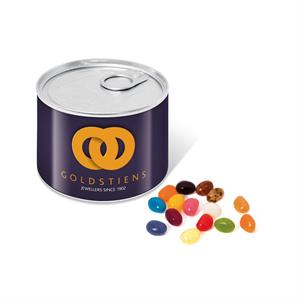 Mini Ring Pull Tin Of Jelly Beans