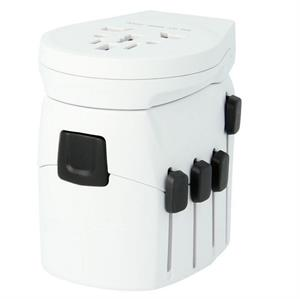 PRO World & USB Travel Adaptor