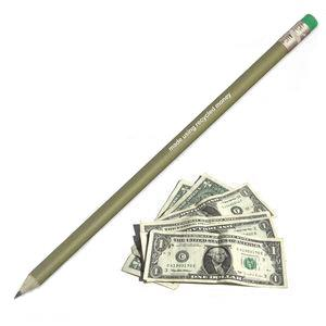Recycled  Pencils - Money