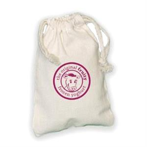 Tiny Drawstring Pouch 4oz