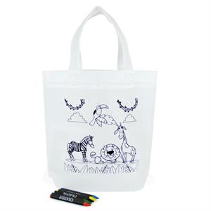 Colour Me In Shopping Bag