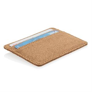 Eco Cork RFID Slim Wallet