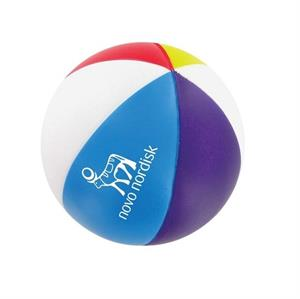Stress Beach Ball