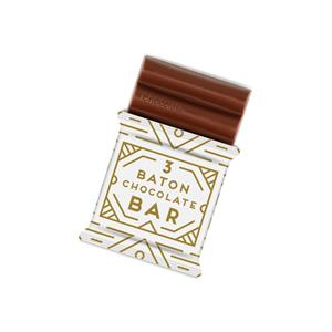 3 Baton Chocolate Bar