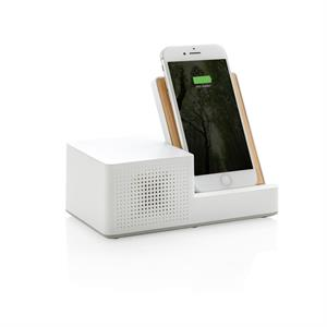 Wireless Charger with Speaker 5W
