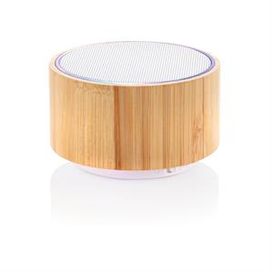 Bamboo Wireless Speaker 3W