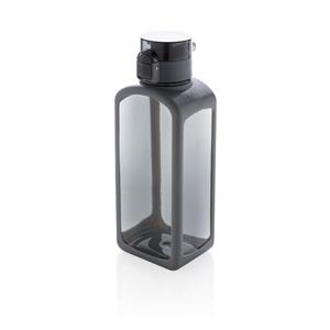 Square Lockable Drinks Bottle 600ml