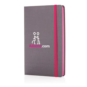 Deluxe Fabric Notebook