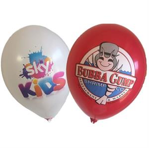 "Eco 10"" Rubber Balloons"