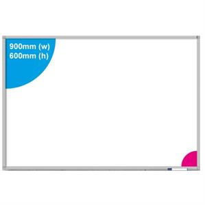Magnetic White Board 900x600mm