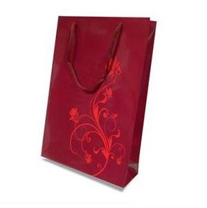 A4 Luxury Copse Laminated Bag 240 x 70 x 350 mm