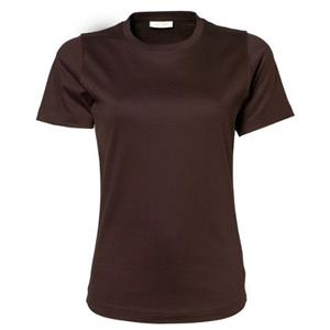 Teejays Ladies' Interlock Tee.