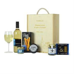Personalised Hamper - Savoury Gift Box