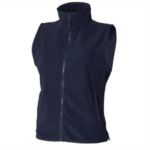 Henbury Women's Gilet Fleece