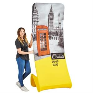 London Pop Up Display Stand