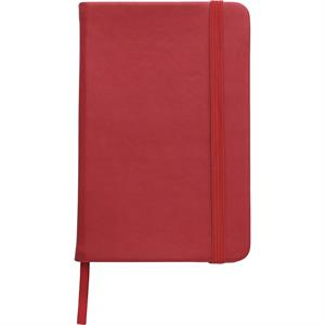Notebook With a Soft PU Cover