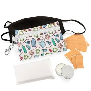 Walking Kit In Handy Pouch With Clip