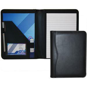 Houghton A5 Conference Folder & Pad