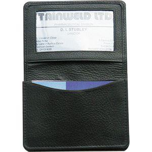 Melbourne Full Hide Genuine Leather Business Card Wallet