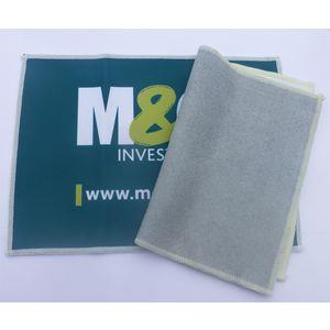 Dual Sided Microfibre Cloth