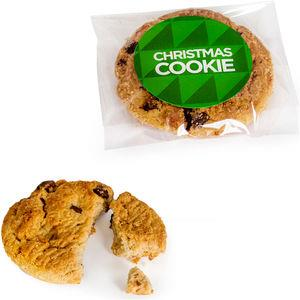 Christmas Choc Chip Cookie