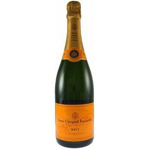 Personalised Veuve Clicquot, Yellow Label Champagne 75cl