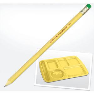 Recycled  Pencil - Lunchtray