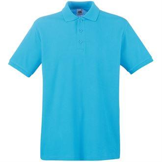 Fruit of the Loom Men's Premium Poloshirt.