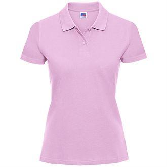 Russell Ladies' Classic Cotton Poloshirt