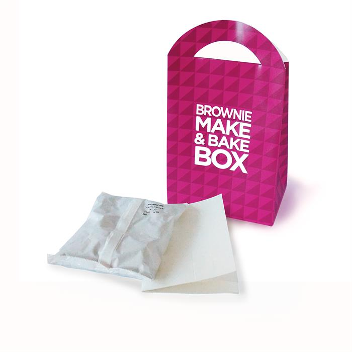 Brownie Make and Bake Box