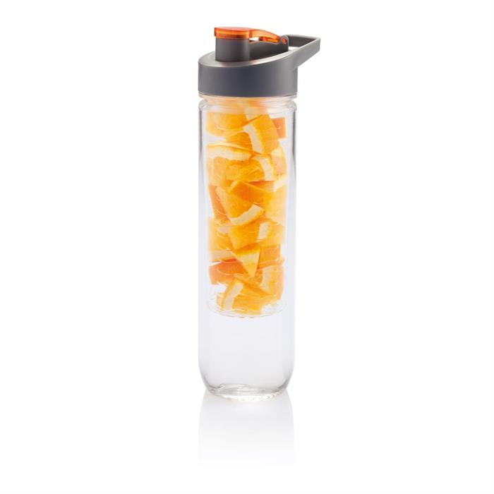 Water Bottle with Infuser 800ml