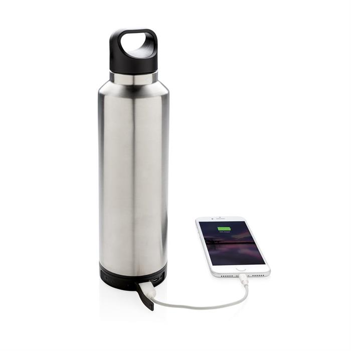 Flask with Wireless Charging 500ml