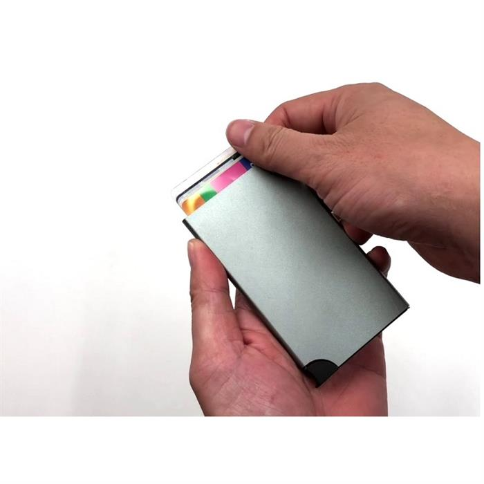 Wally Secure Card Holder