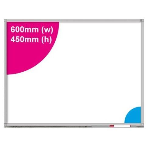 Magnetic White Board 600x450mm