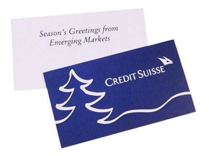 Credit Suisse Greetings