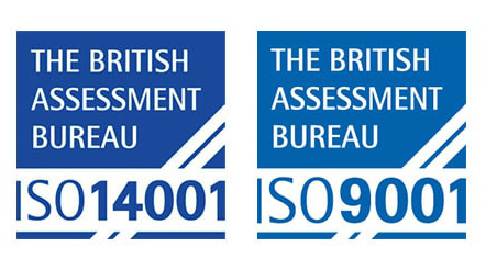 ISO14001 and ISO9001
